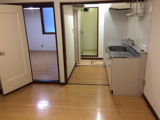 札幌市北区 孤独死現場 部屋清掃後