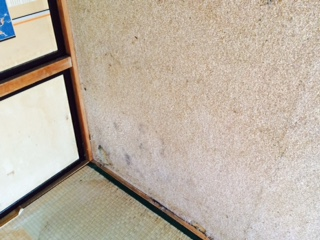 札幌市東区 遺品整理 壁 掃除後