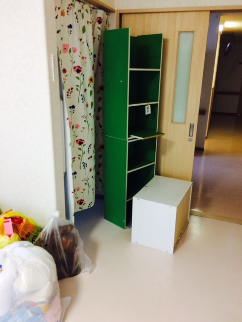 札幌市北区 遺品整理 作業前2