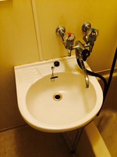 名寄市 ゴミ部屋 清掃後 浴槽2