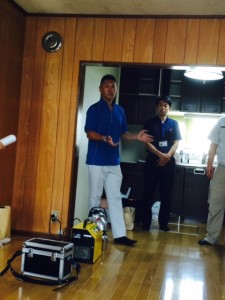 遺品整理士講習 北海道1