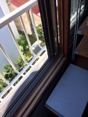 窓シール補修後