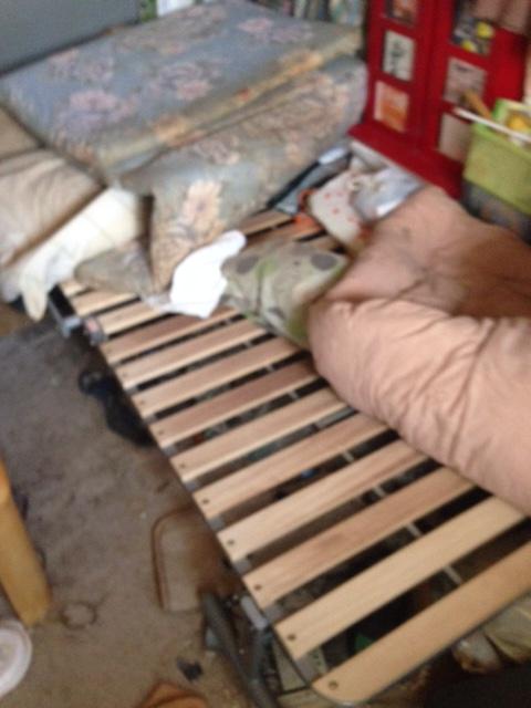 孤独死 札幌市白石区 ベッド