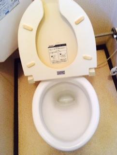 名寄市 ゴミ部屋 清掃後 トイレ