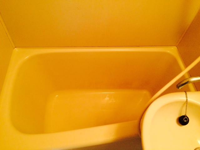 札幌市東区 汚部屋 風呂 掃除後