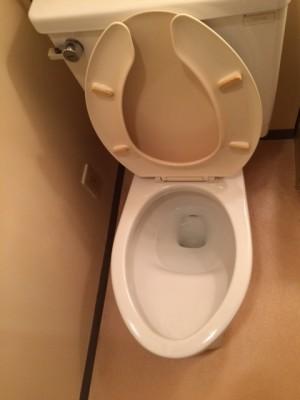 汚部屋 トイレ掃除 清掃後