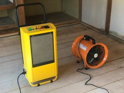 北海道 業務用オゾン脱臭機