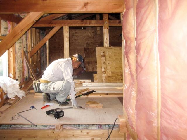 室内解体工事のイメージ