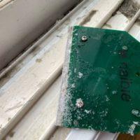 窓清掃 スクレーパー
