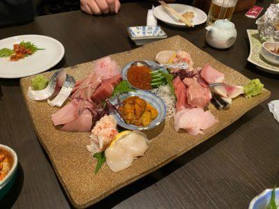 函館市の美味しい海鮮