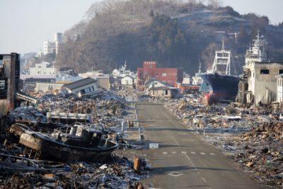 東日本大震災 宮城県