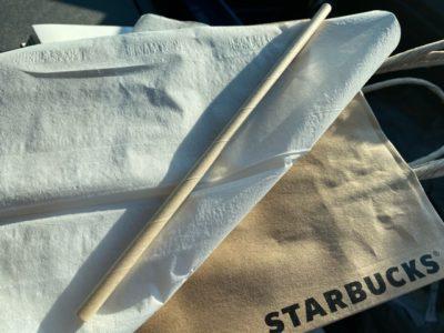 紙製のストロー