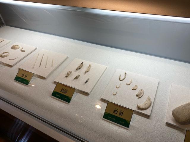 動物の骨等で作られた道具