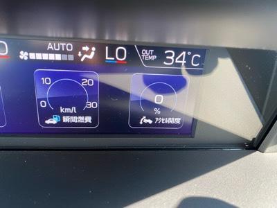 北海道 気温34℃