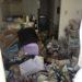ゴミ部屋の片づけと清掃~札幌市の階段作業